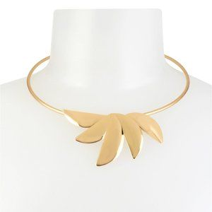 "J63 Soho Gold-Tone 17"" Statement Necklace"